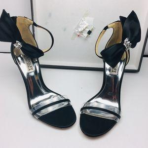 Badgley Mischka Women's Fran Heeled Sandal,